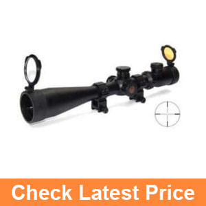Osprey™ 10 - 40x50 mm Long Range Tactical Scope
