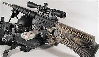 Who Makes This AR Laminated Thumbhole Stock And Where Can