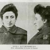 La comunista Rosa Luxemburg