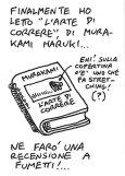 """Finally I've read """"The art of running"""" by Murakami Hariku."""