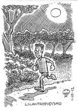 Licantropodismo / Warewolf running