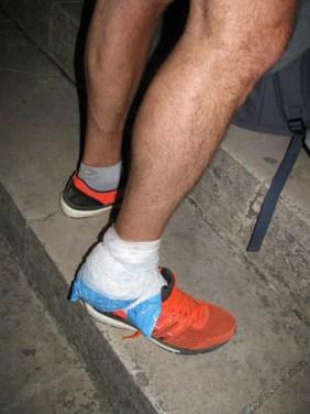 Caviglia del prof. Lucidi