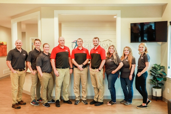 Rigby Physical Therapy Staff