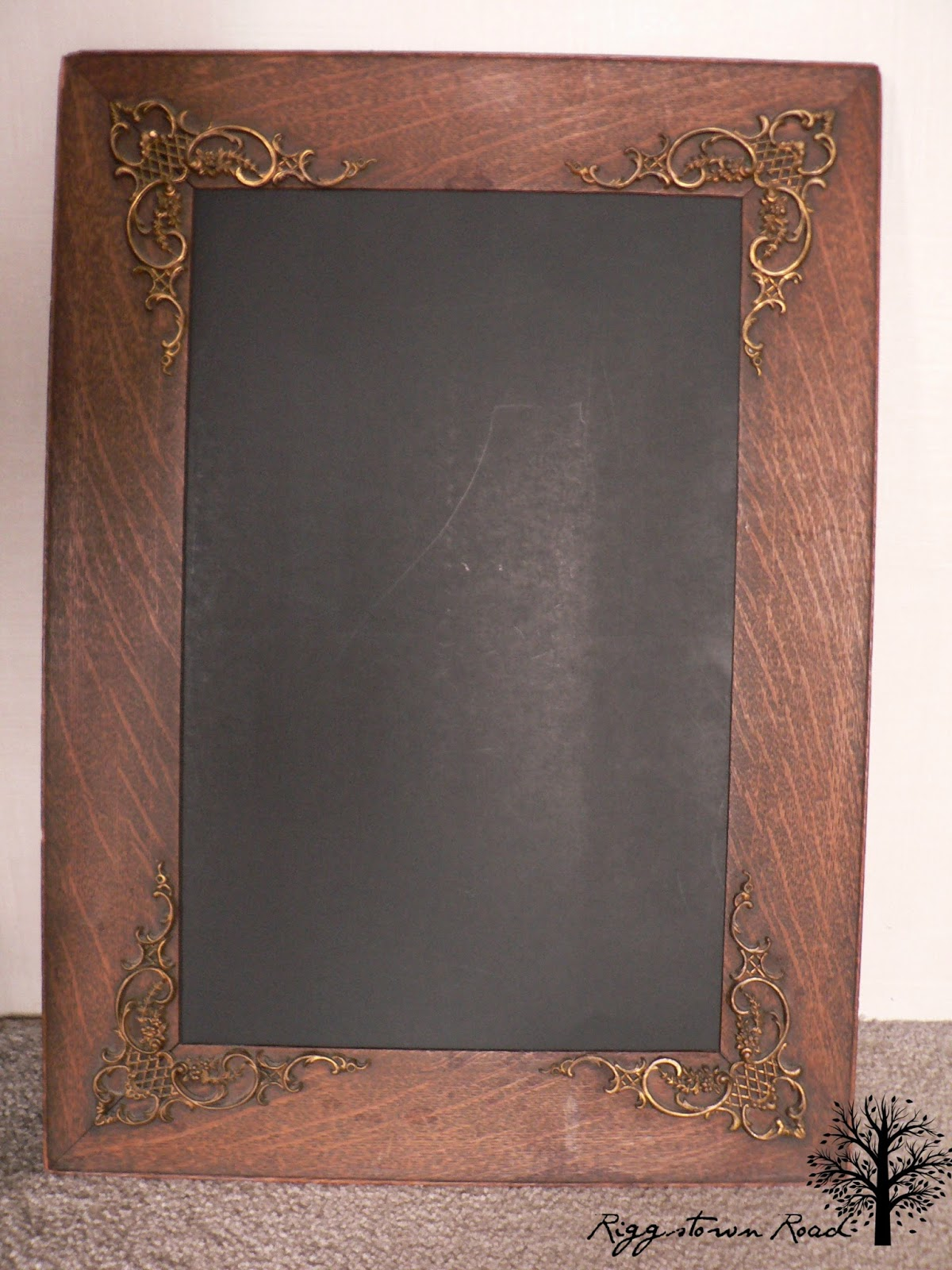 0eb7fc064b7e Make a Chalkboard for Under  1 in Under 1 Minute – No Paint ...