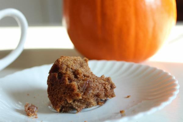 Gluten Free Cinnamon Muffins by Riggstown Road