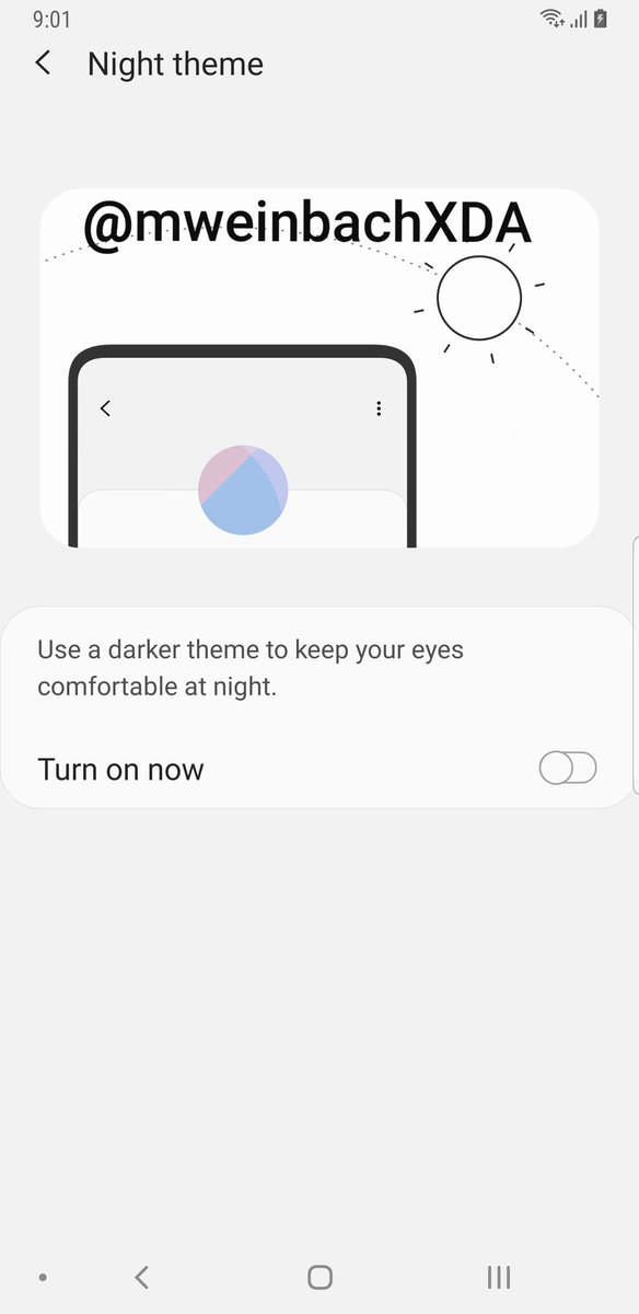 Android Pie Update Hints at The Samsung Galaxy S10 Design