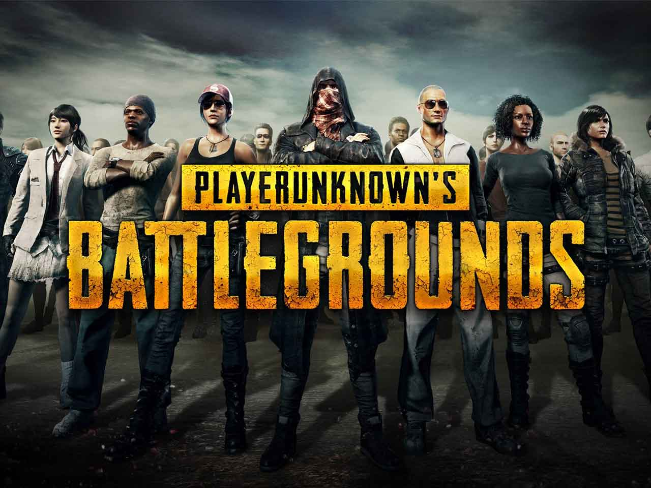 Download 40 PUBG Wallpapers In FHD+ Resolution