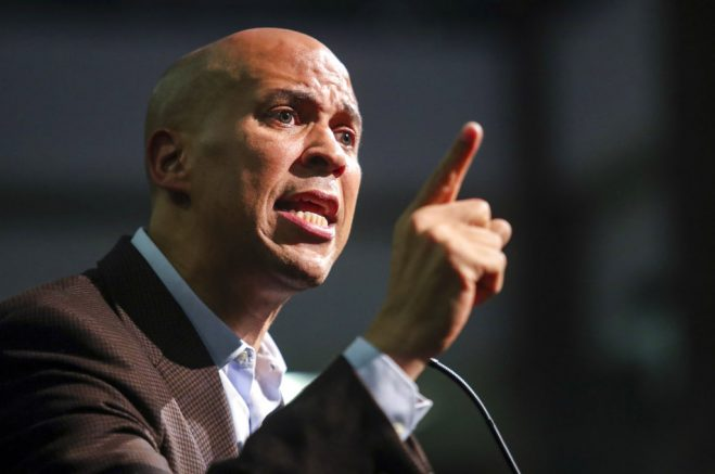 Democrat New Jersey Senator Cory Booker Accused of Sexually Assaulting a Man