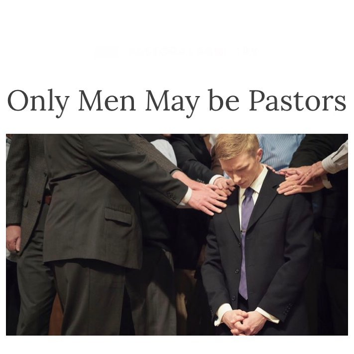Instagram removes Baptist ministry's post on why only men should be pastors, then apologizes