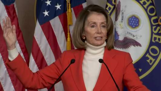 Pelosi: 'If I Am Not Elected Speaker, Millions Will Die'