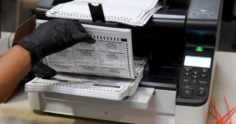 Nevada ballots