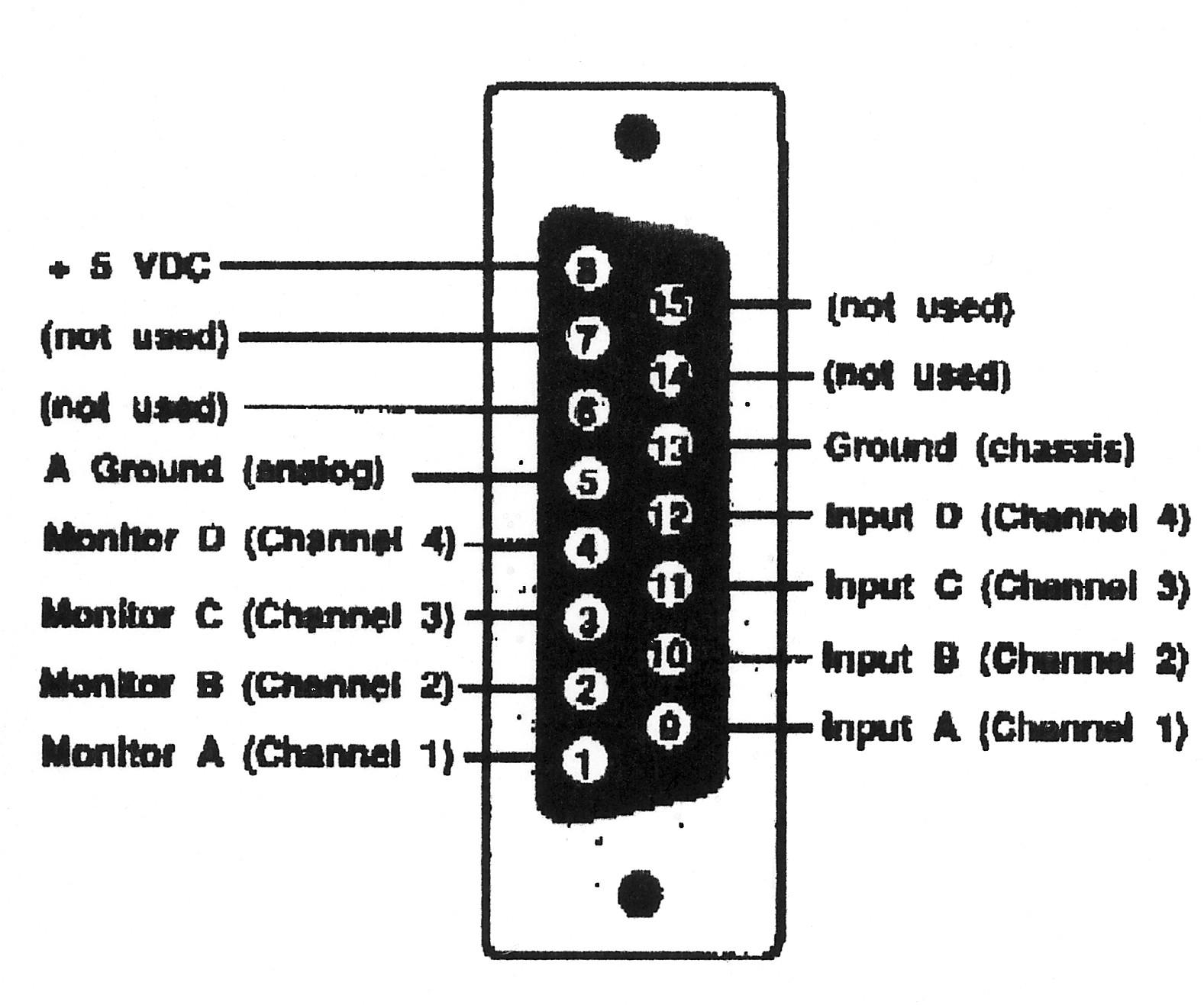 Brooktrout Rhetorex 4 Ports Rdsp 432 Rdsp M5c Voice
