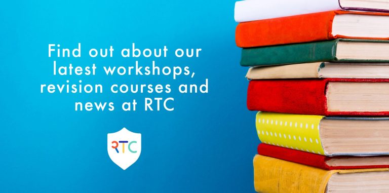The Right Tuition Company Workshops and Courses