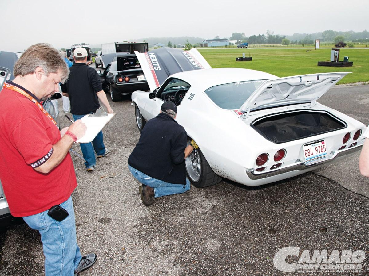 Autocross Tech Inspection