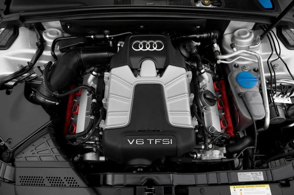 Audi S4 V6 Engine