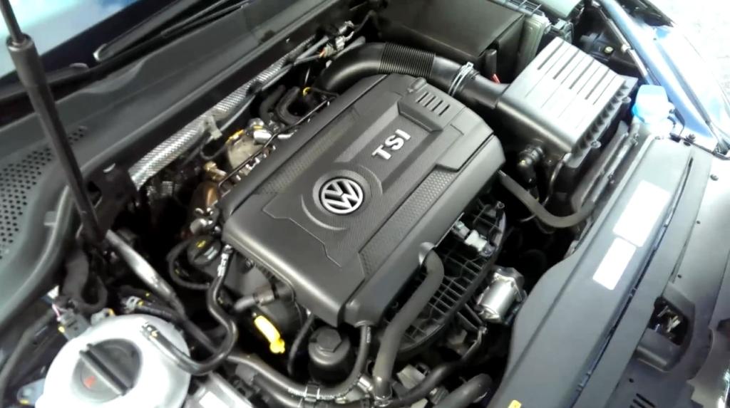 2015 Volkswagen GTI Engine