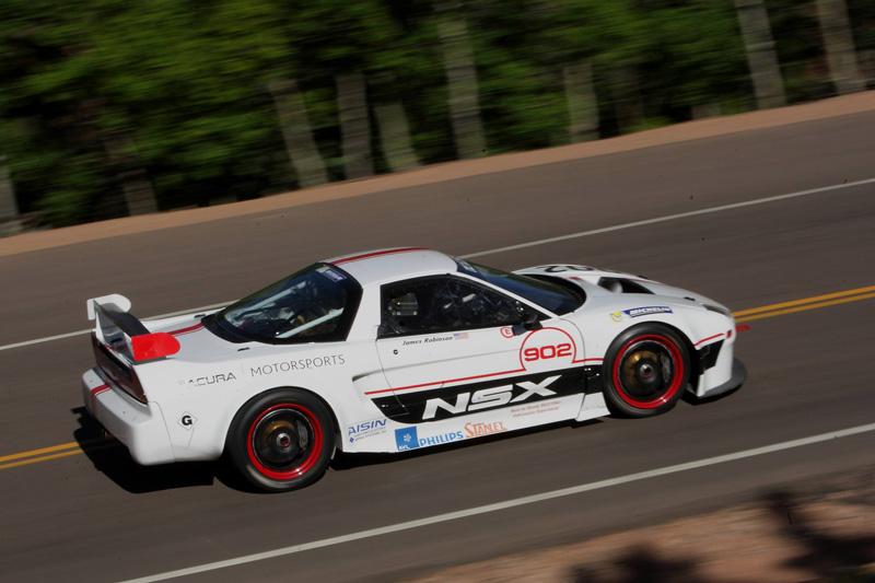 Acura NSX Pikes Peak
