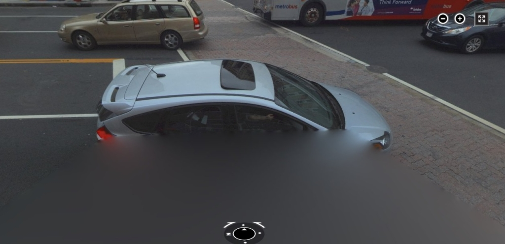 Focus ST Bing StreetSide