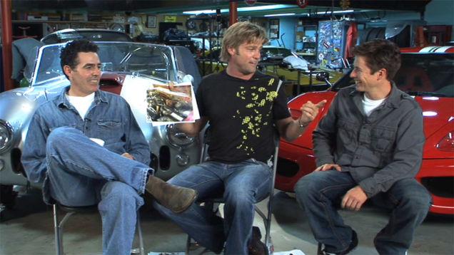 NBC Top Gear USA Pilot