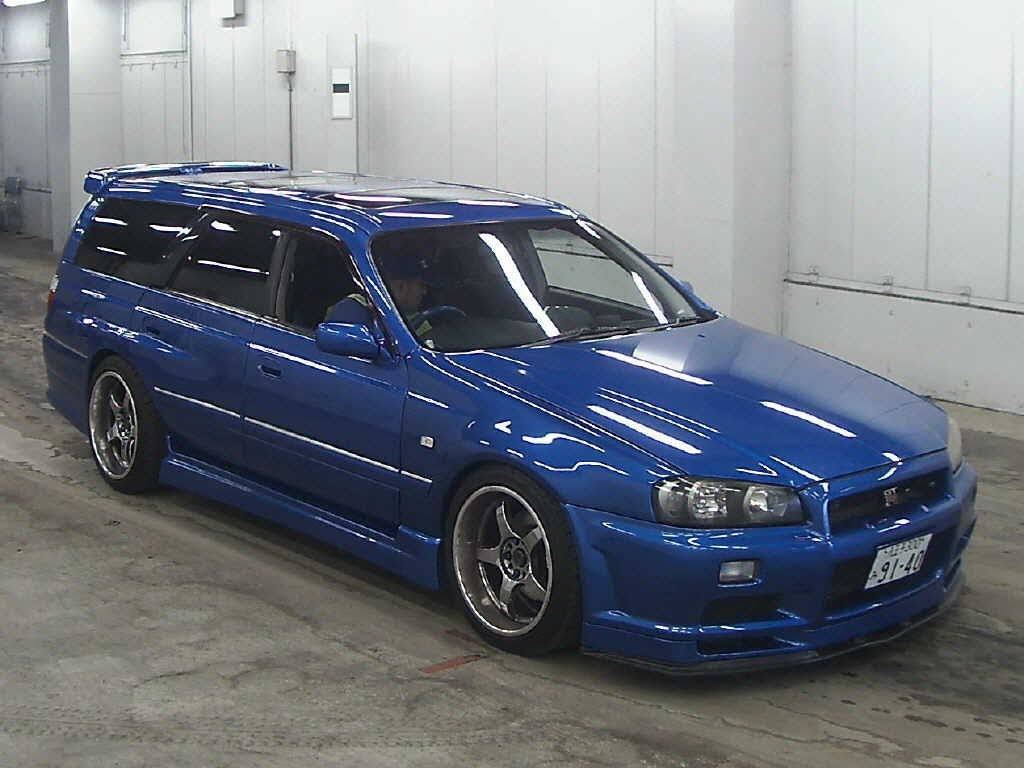 Is That A Nissan Skyline Gtr Wagon