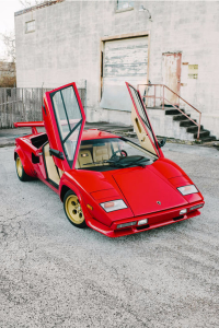 Lamborghini Countach Doors Up
