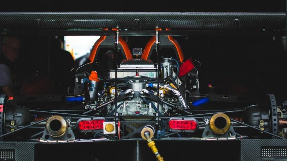 Belle Isle Grand Prix engine