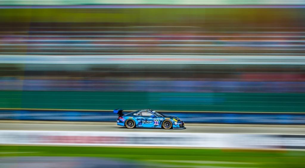 Belle Isle Grand Prix Porsche