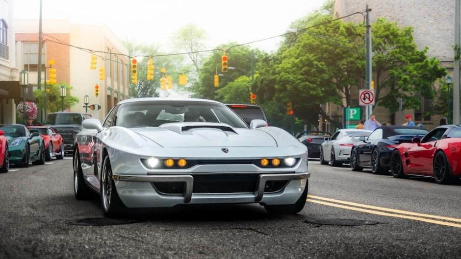 Woodward Corvette