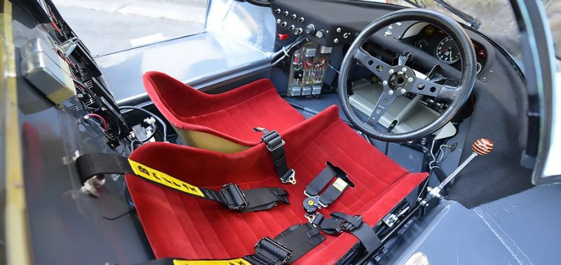 Porsche 917 Shifter