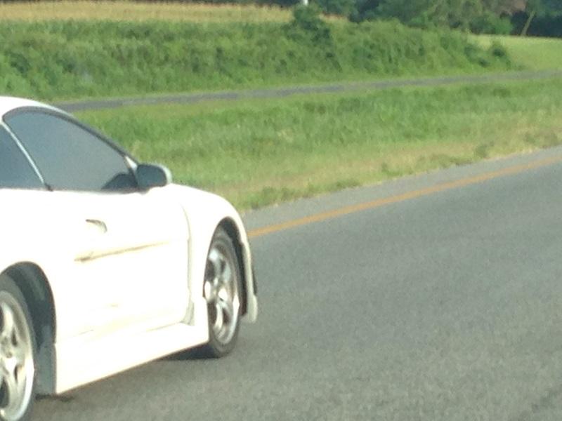 Widebody Mitsubishi Eclipse