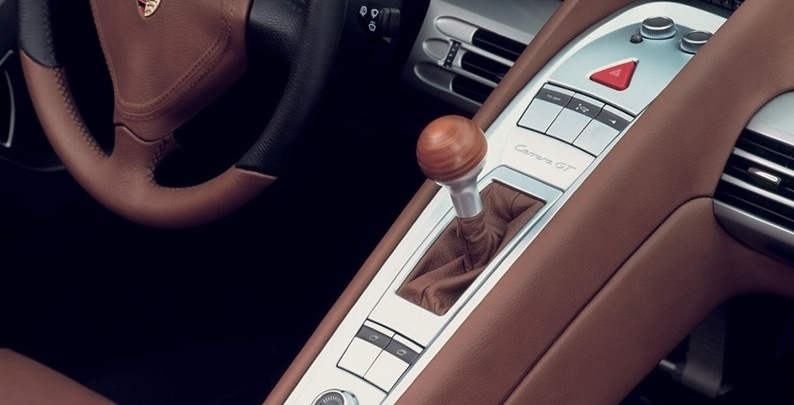Carrera GT Shift Knob