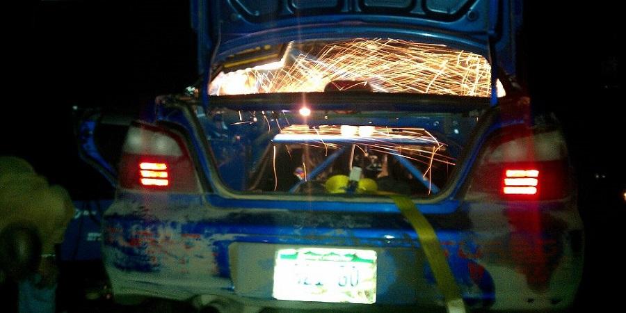 Rally repair