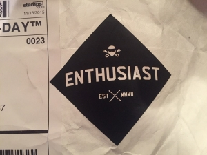 Enthusiast Apparel