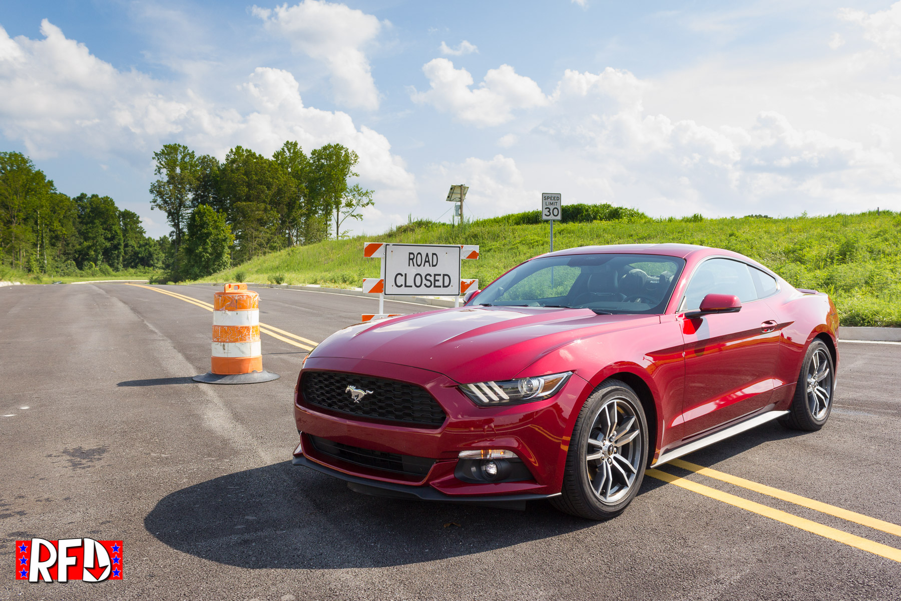 2016 Ford Mustang EcoBoost Premium Review - Right Foot Down