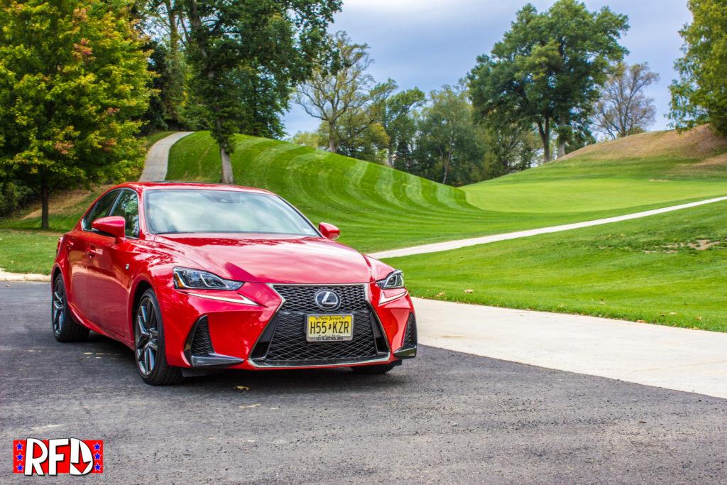 2019 Lexus IS 350 AWD F SPORT