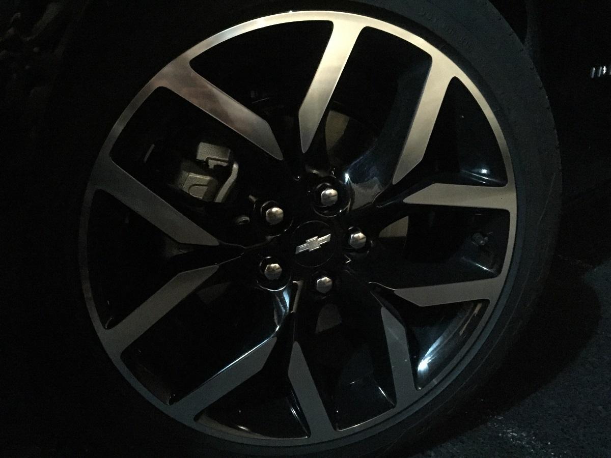2016 Chevrolet Impala Midnight Edition