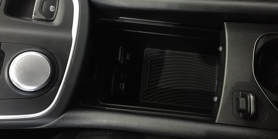 Chrysler 200 secret storage compartment