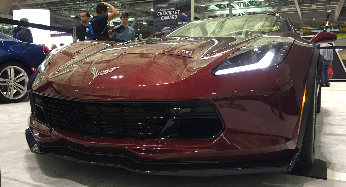 C7 Chevrolet Corvette Z06