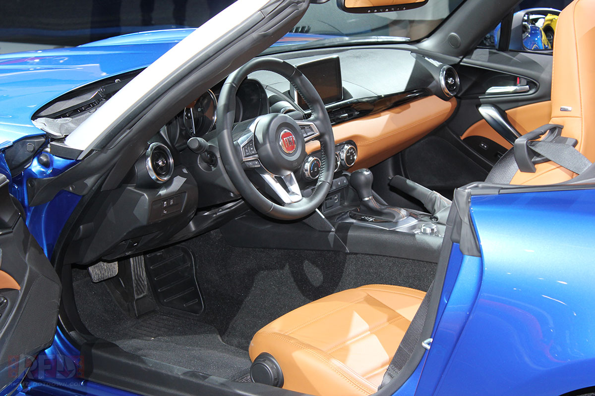 Fiat 124 Spyder