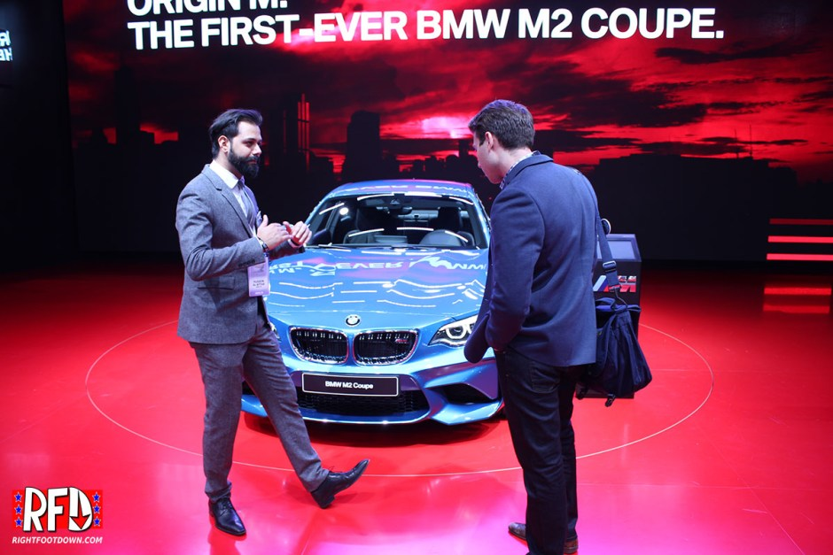 BMW M2 Designer
