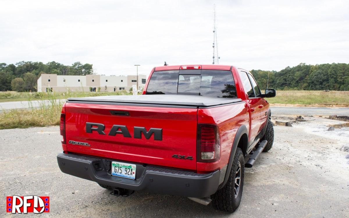 Dodge Ram Rebel