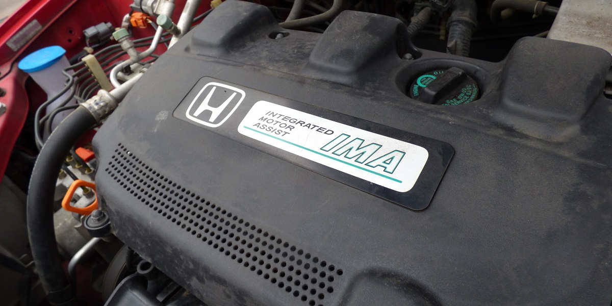 Honda Insight IMA motor