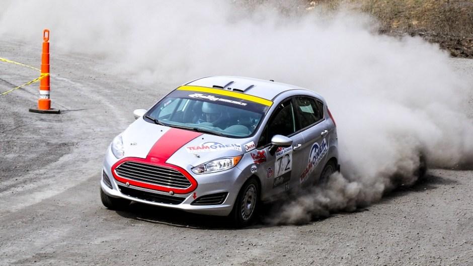 Team O'Neil Rallysprint