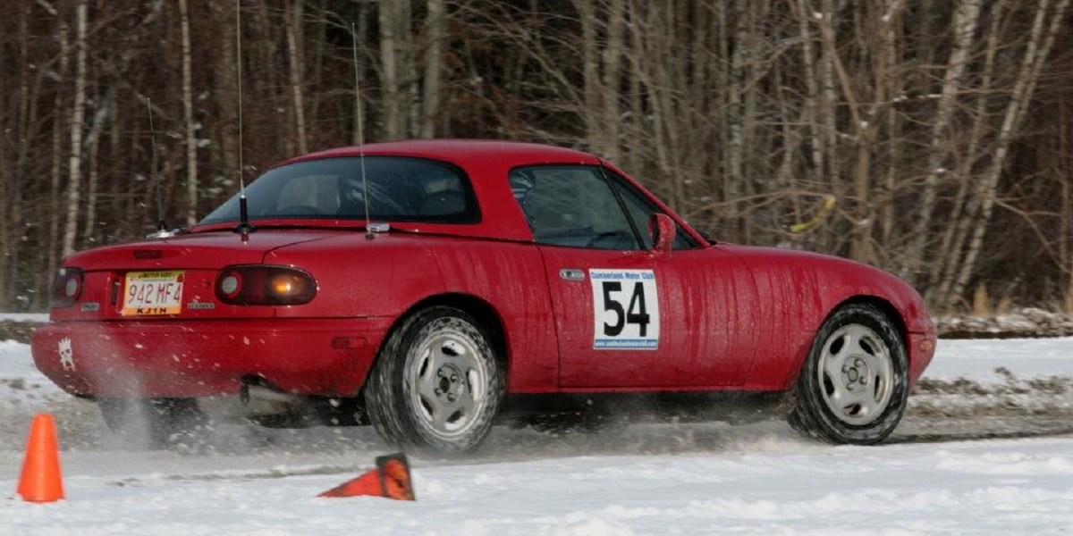 How To RallyCross On The Cheap - Right Foot Down