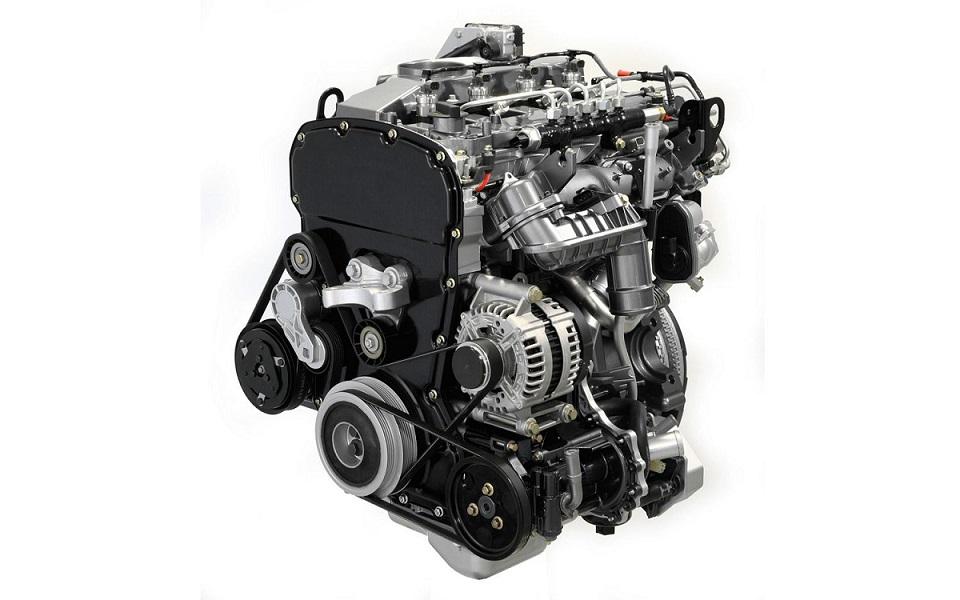 Ford Transit 3.2 Power Stroke diesel