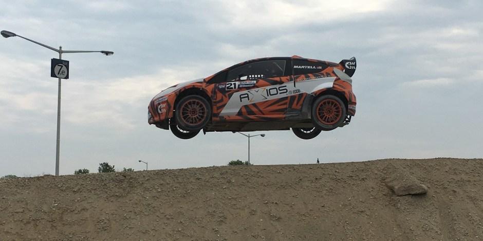 Conner Martell jump