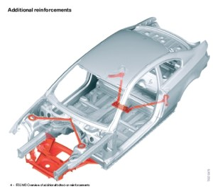 E92 M3 Chassis Reinforcement