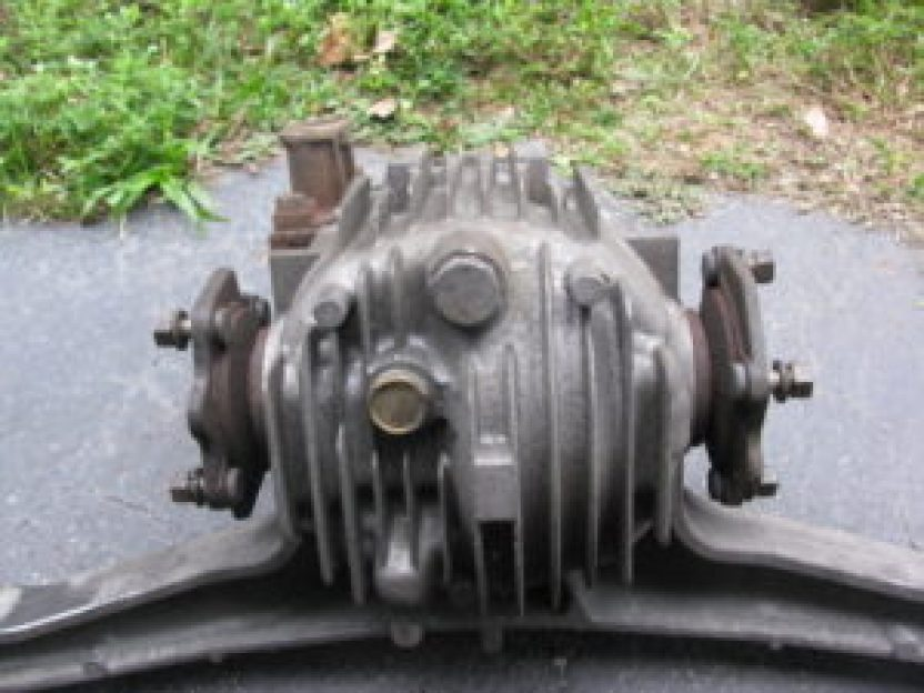 1993 Mazda Miata Limited-Slip Differential (viscous)