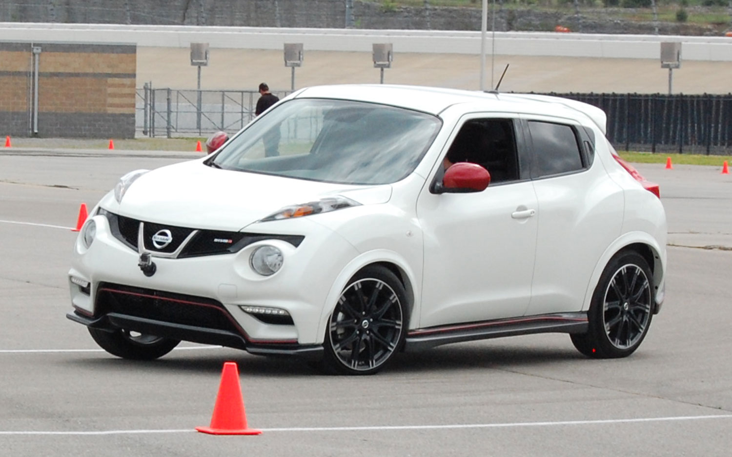 Nissan Juke Nismo RS  The Ultimate Enthusiast Compromise Car