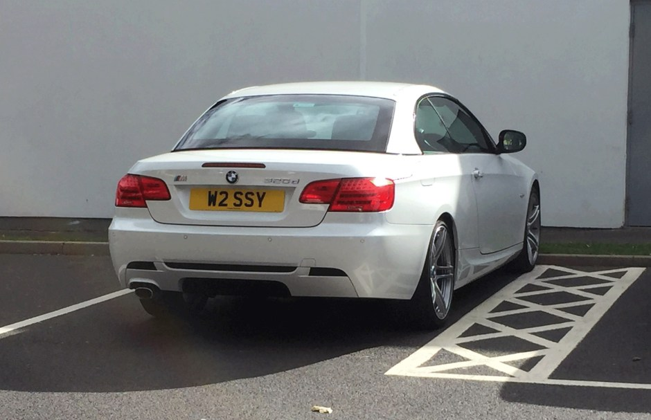 M320d BMW